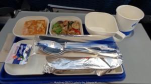 10 อาหารบนเครื่อง