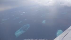 12 หมู่เกาะจากมุมมองเครื่องบิน