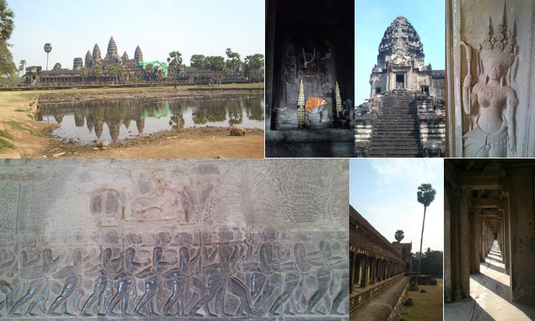 Angkor Wat World Herritage